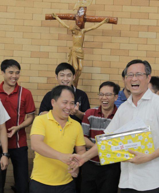 Học Viện Dòng Tên Mừng Lễ Thánh Giuse (19.3.2020)